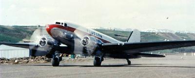DOUGLAS DC3 3