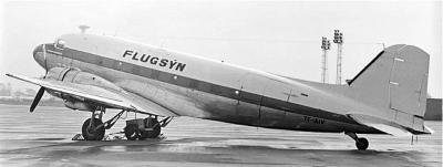 DOUGLAS DC3 4