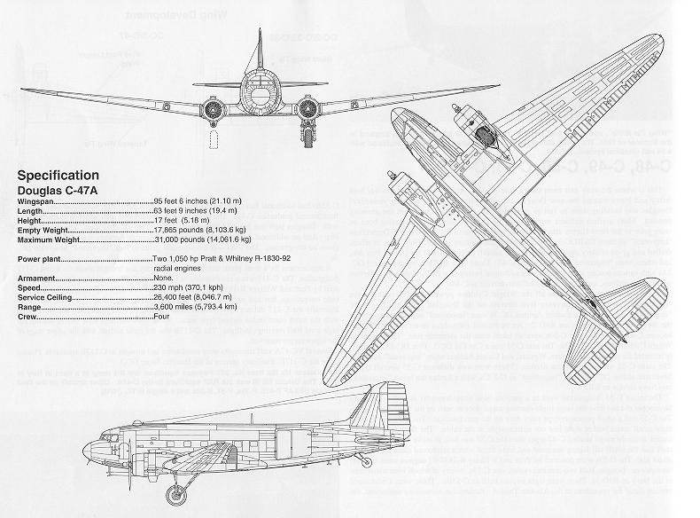 dc3tec Dc Aircraft Wiring Diagram on